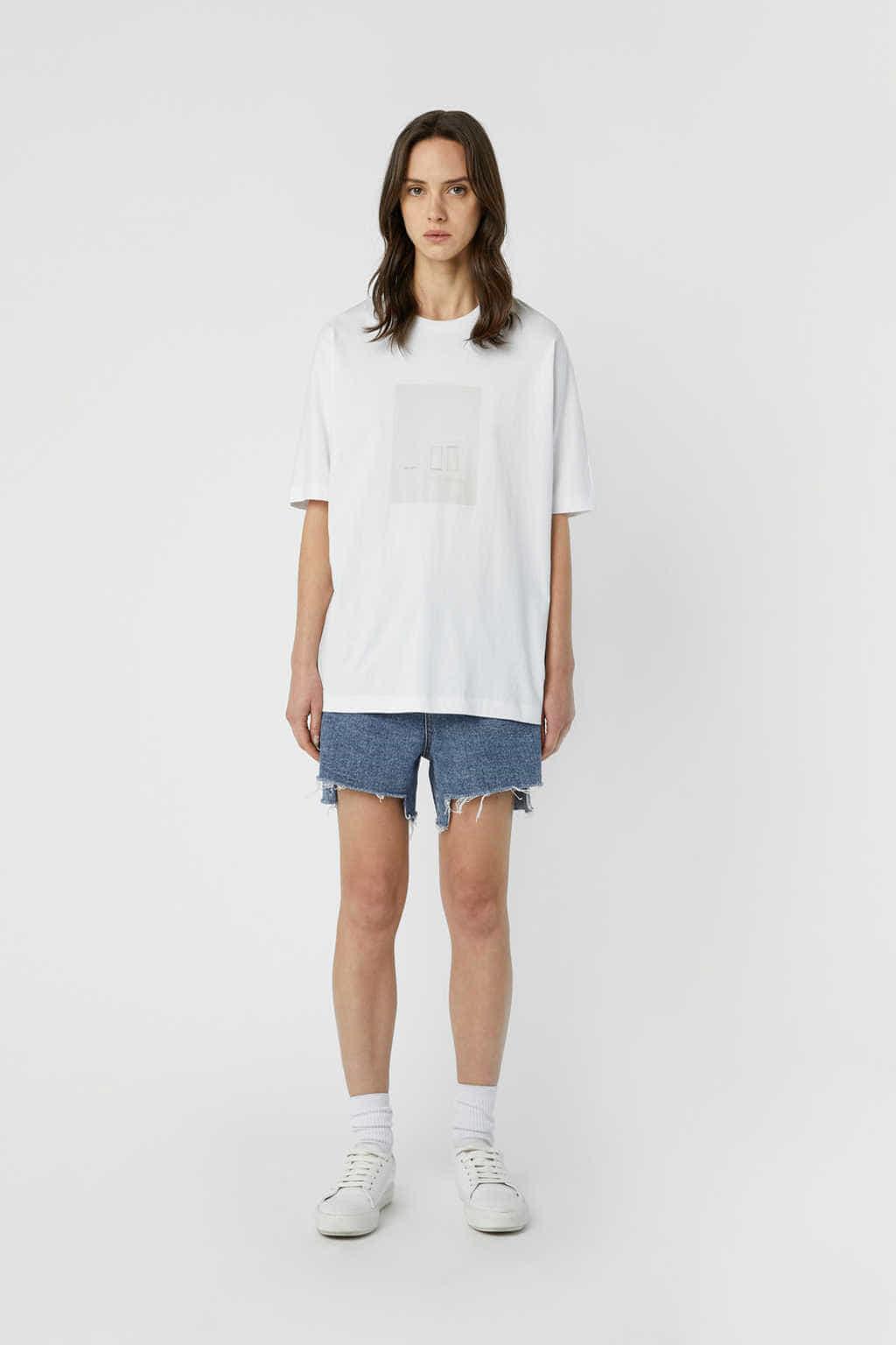 TShirt 3317 White 2