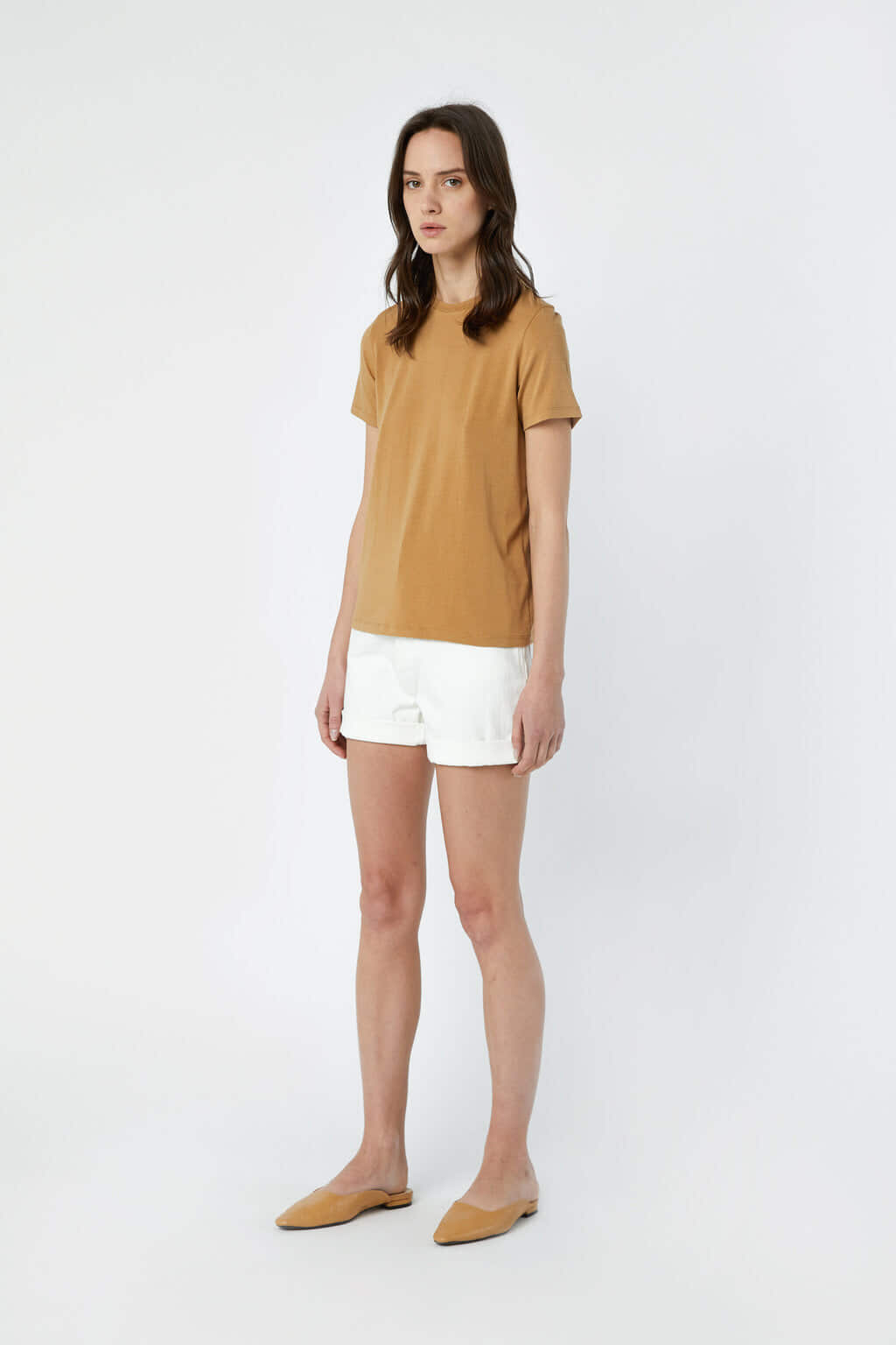 TShirt 3343 Camel 2