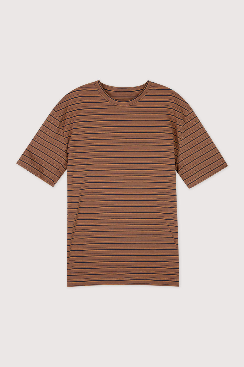 TShirt 3616 Brown Stripe 11