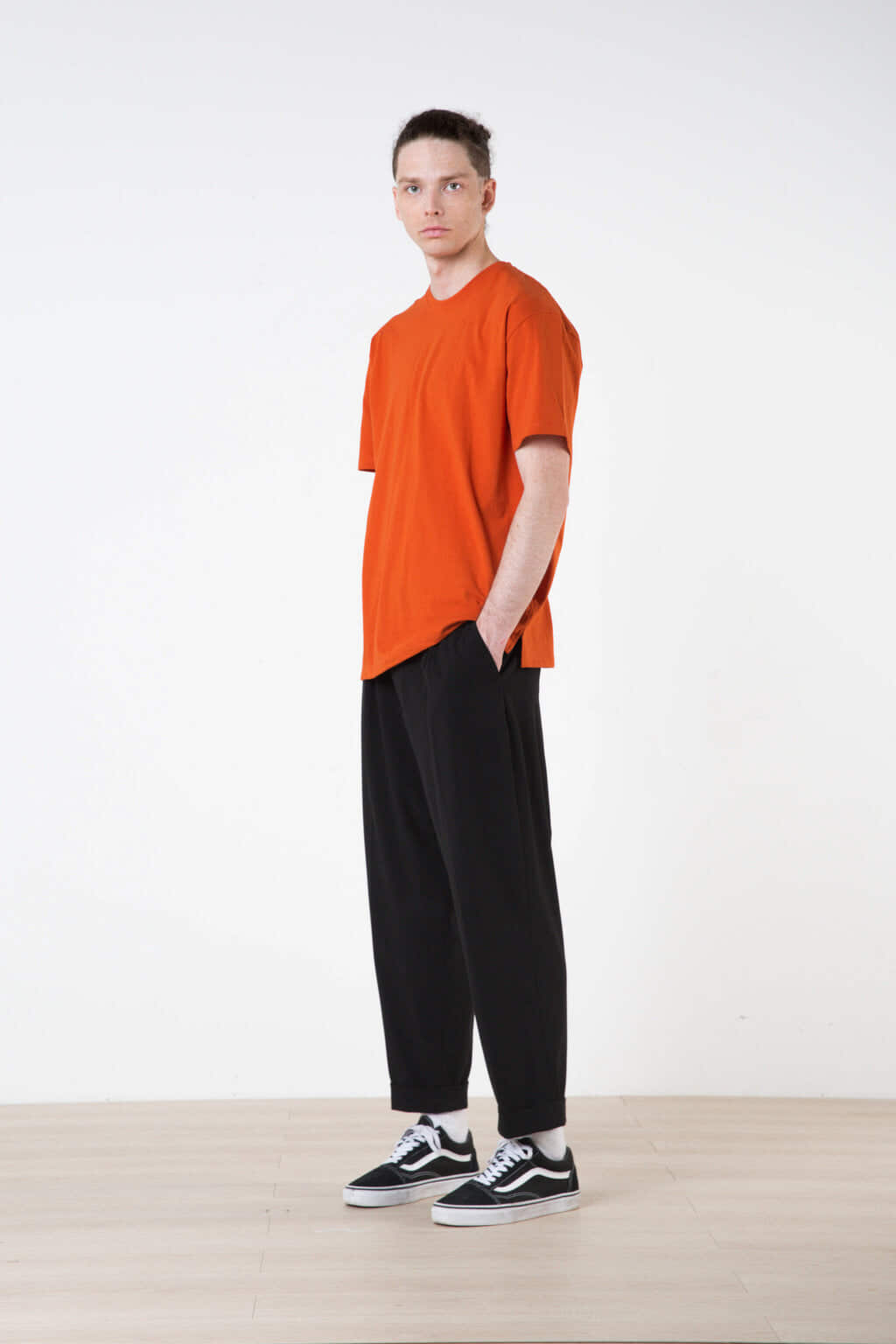 TShirt H134 Orange 3