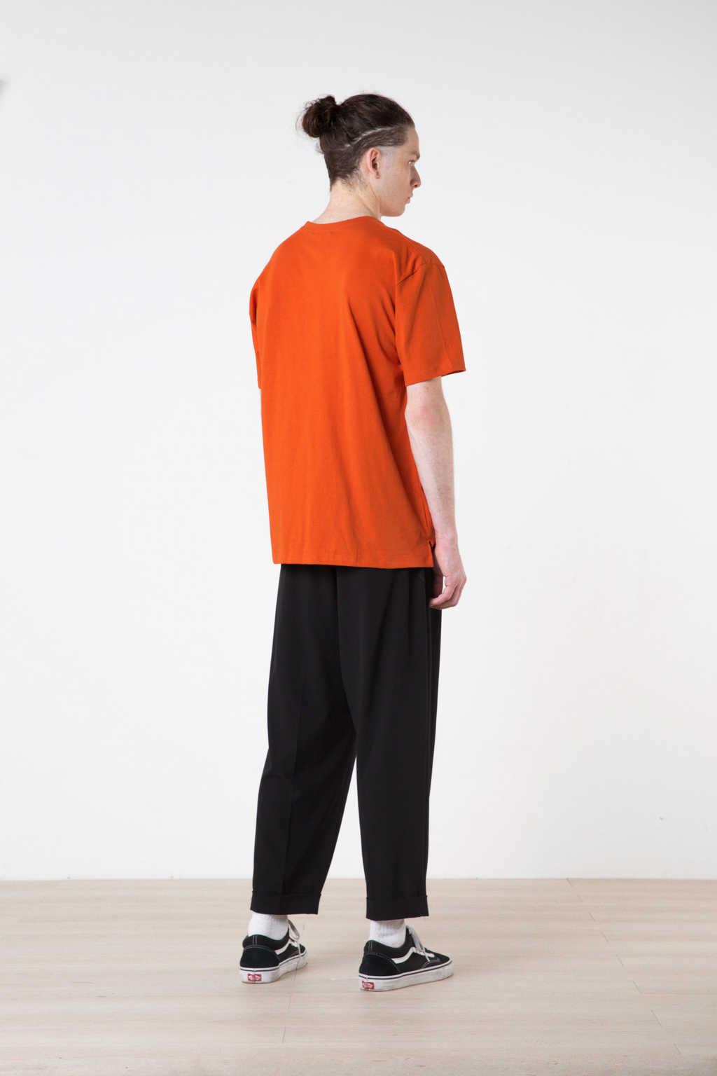 TShirt H134 Orange 4