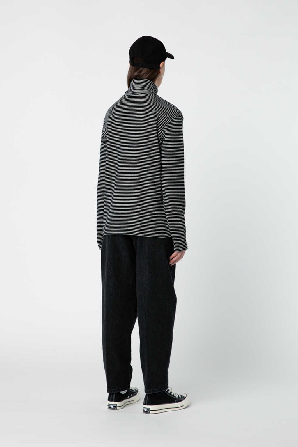 TShirt J011 Black 9