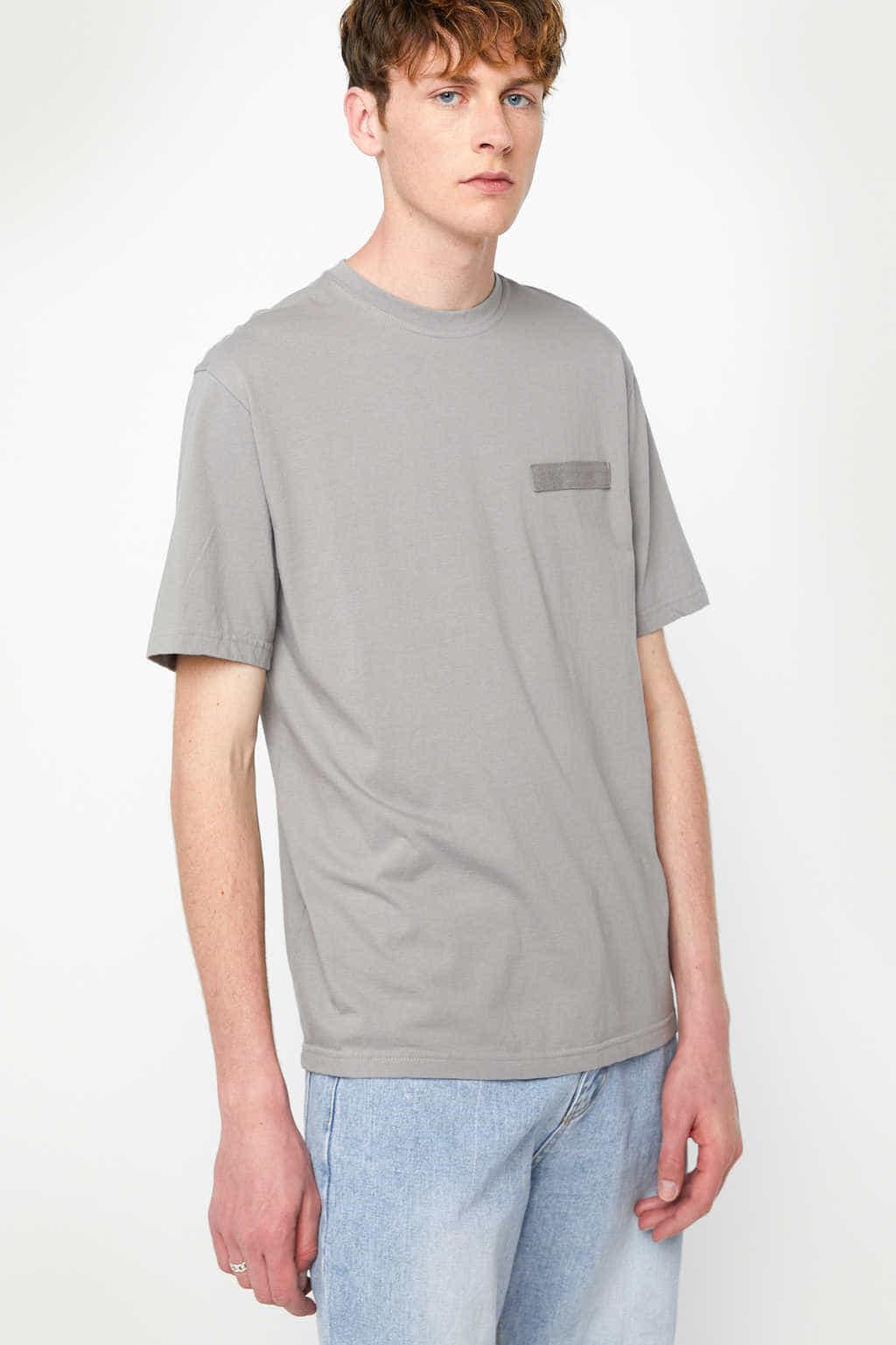 TShirt K006M Gray 1