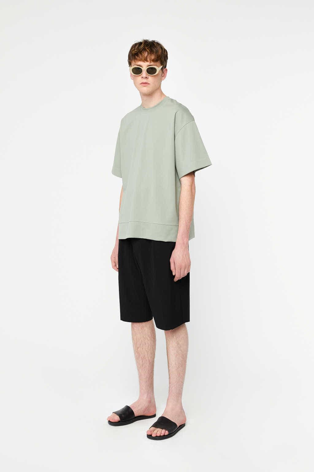 TShirt K007M Green 14