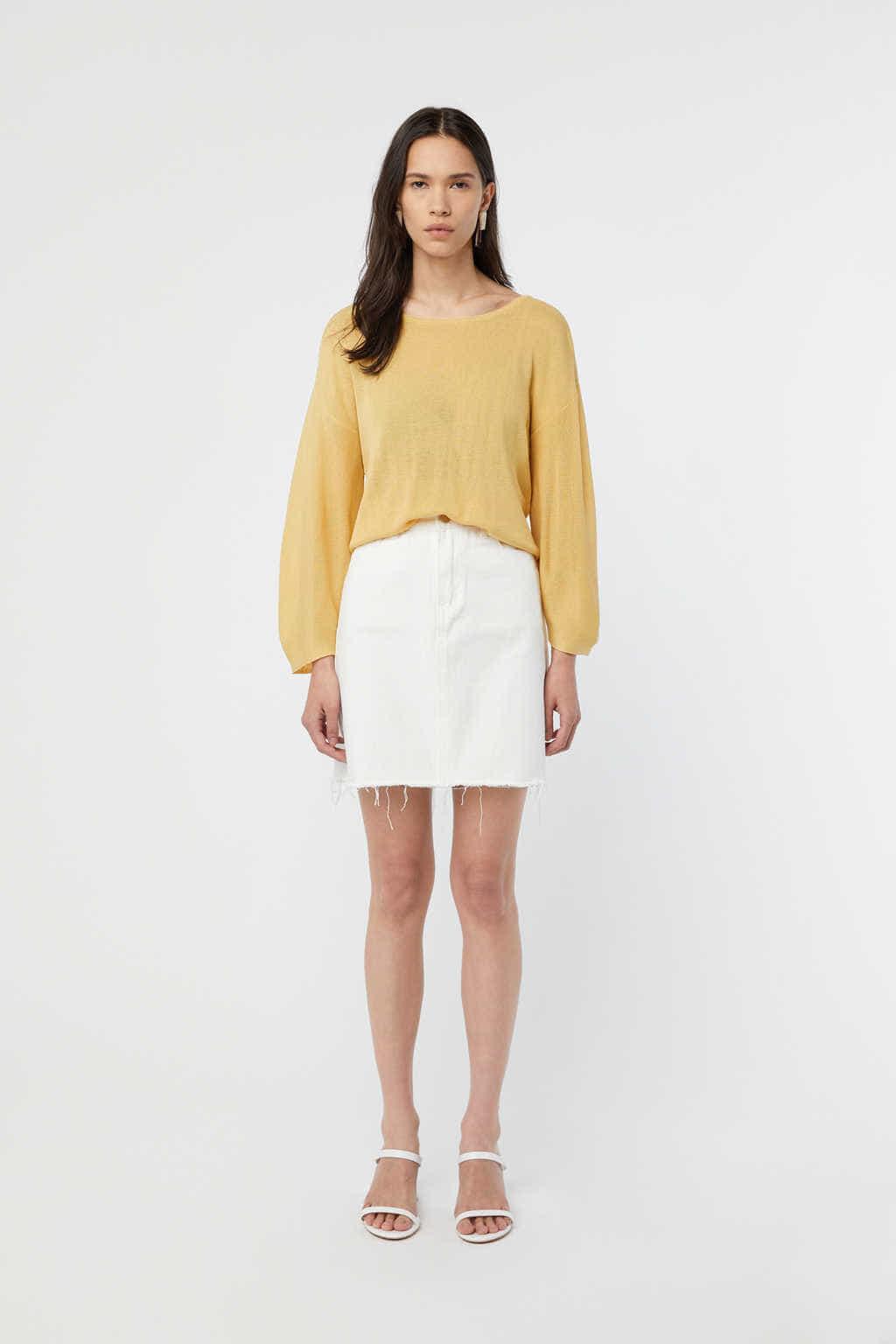 TShirt K010 Yellow 4