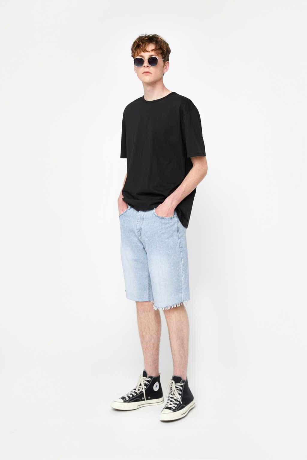 TShirt K011M Black 10