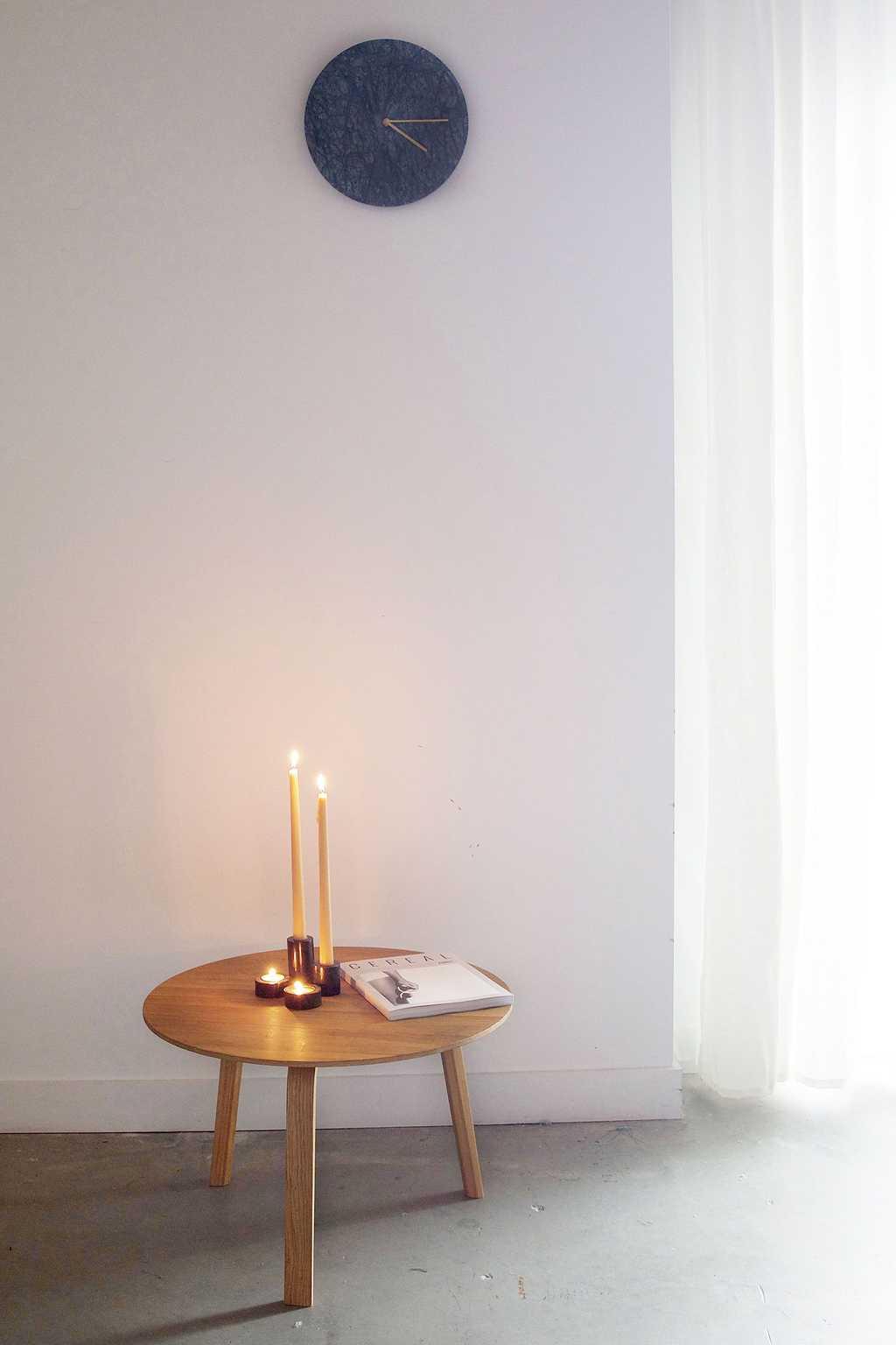 Tealight Candle Holder 1875 Black 4