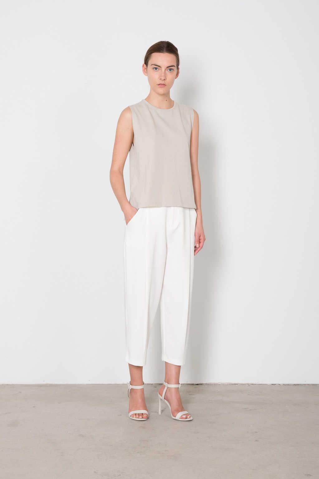 Trouser 5094 White 4