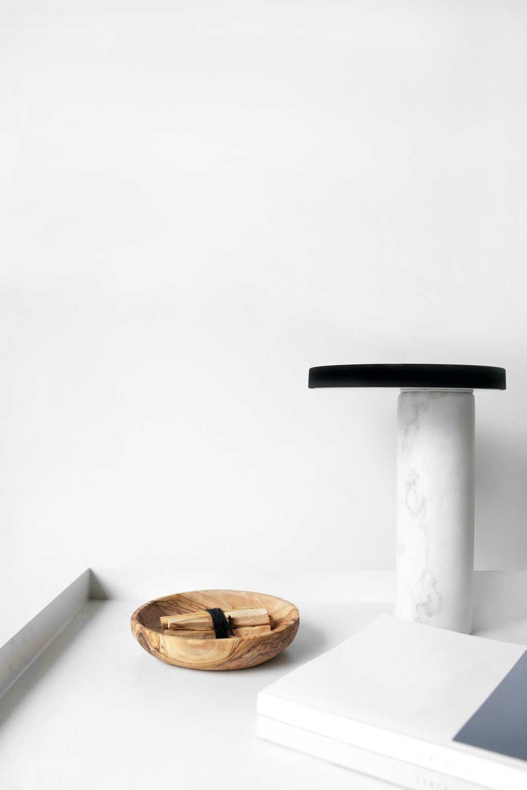 Wood Bowl 2428 Brown 1