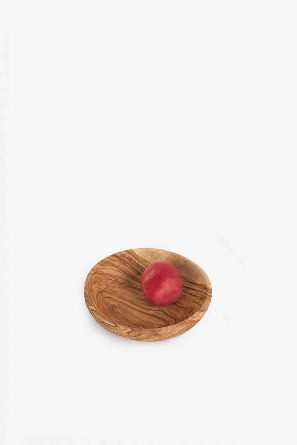 Wood Bowl 2428 Brown 3