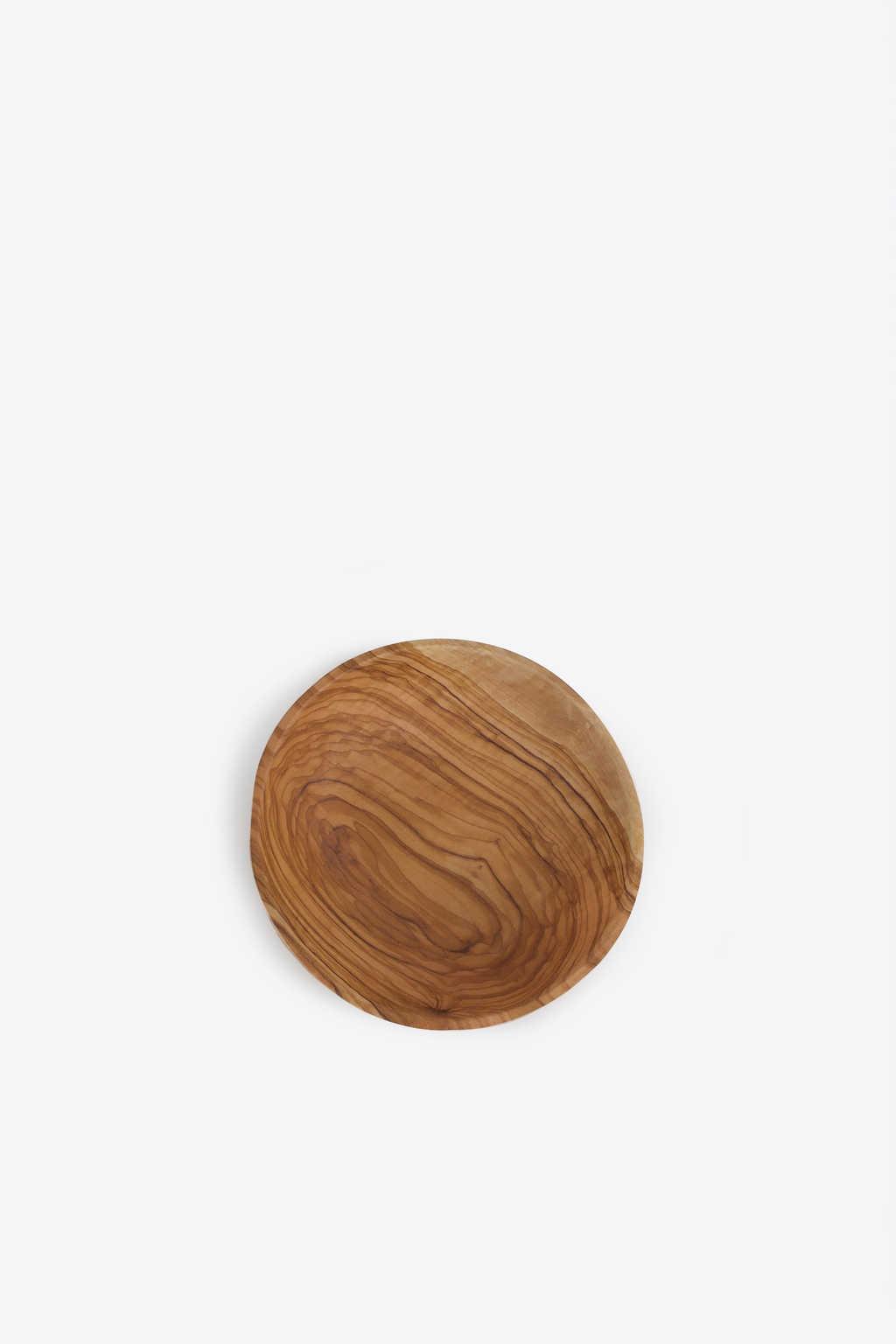 Wood Bowl 2428 Brown 4