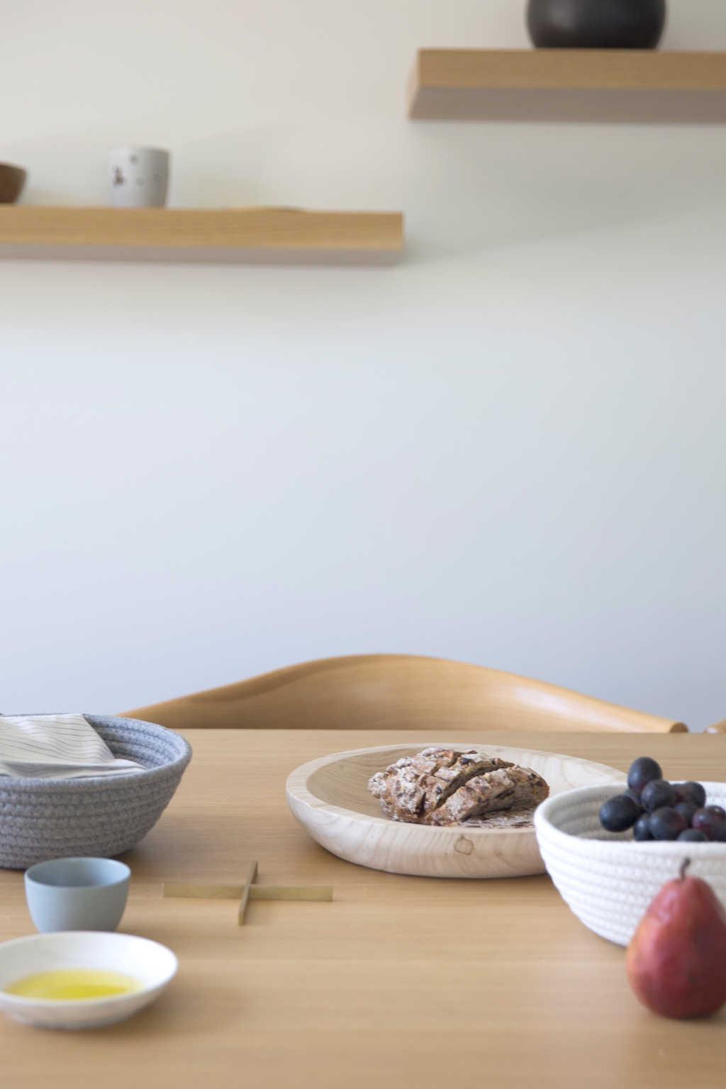 Wooden Dish 1034 Tan 1