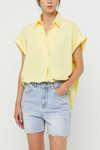 Blouse K049 Yellow 1