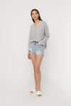 Cardigan 3179 Light Gray 1