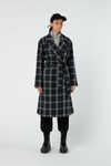Coat J002 Black 4
