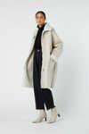 Coat J005 Beige 9