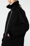 Coat J005 Black 1