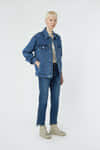 Denim Jacket 3318 Indigo 10