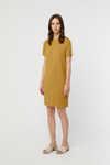 Dress 21712019 Mustard 1