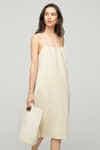 Dress 3215 Beige 1