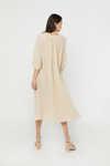 Dress 3221 Beige 1