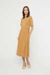 Dress 3262 Camel 1