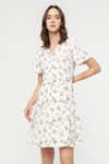 Dress K006 Cream 1