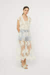 Dress K008 Cream 1