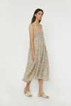 Dress K021 Beige 1