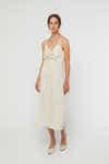 Dress K024 Cream 1