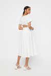 Dress K031 Cream 1