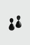 Earring H009 Black 3