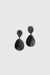 Earring H009 Gray 1