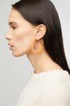 Earring K002 Orange 1