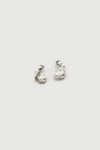 Earring K007 Silver 3