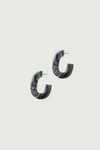 Earring K040 Gray 4