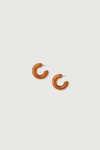 Earring K046 Beige 1