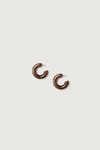 Earring K046 Gray 4