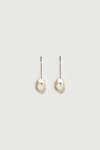 Earring K051 White 3