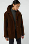 Jacket J001K Brown 1