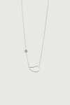 Necklace 3414 Silver 3