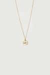 Necklace K006 Gold 1