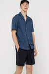 Shirt K007M Blue 1