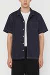 Shirt K007M Navy 9
