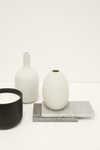 Short Oval Vase 3131 Gray 1