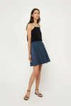Skirt 3566 Teal 1