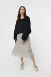 Skirt K004 Cream 1