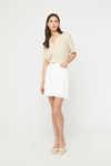 Skirt K011 White 1