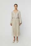 Skirt K015 Beige 1