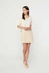 Skirt K020 Beige 1